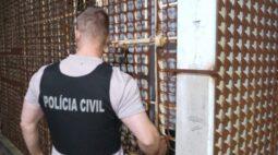 Quatro pessoas são detidas por furtos e roubos nos Campos Gerais