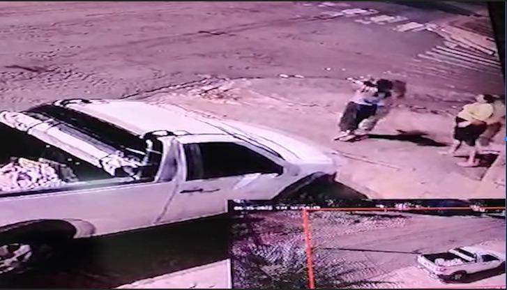 VÍDEO: sobrinho de bombeiro aposentado salva criança engasgada em Maringá