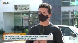 24 pessoas foram presas suspeitas de envolvimento organização criminosa