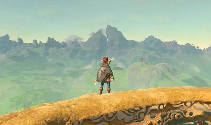 Sequência de The Legend of Zelda: Breath of the Wild chegará em 2022