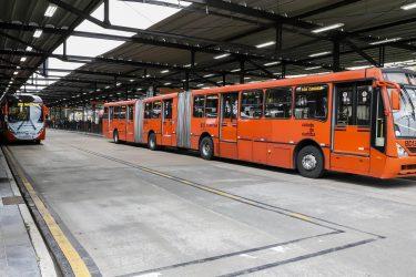 Vestibular UFPR: Urbs reforça operação de ônibus em Curitiba no domingo (18)