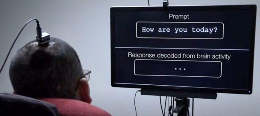 'Leitor de mentes' permite que homem volte a se comunicar após 18 anos
