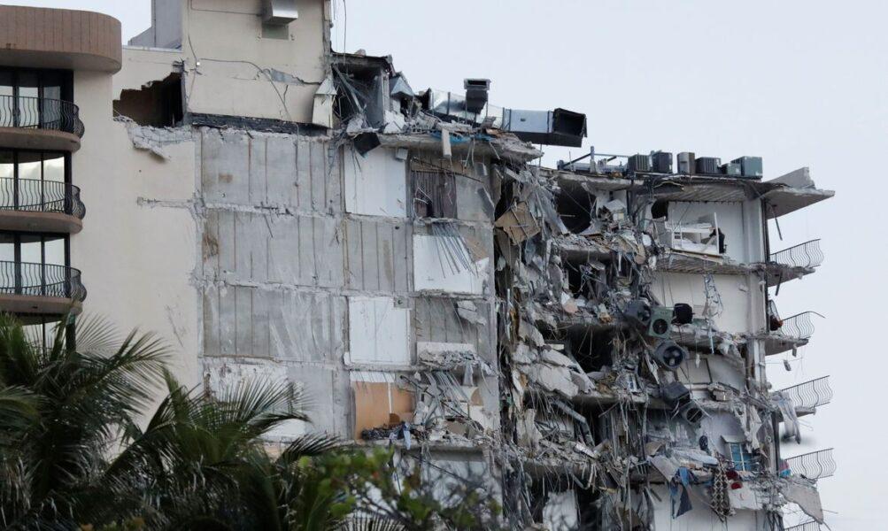 Sobe para 18 o número de mortos em desabamento em Miami; mais duas crianças foram encontradas