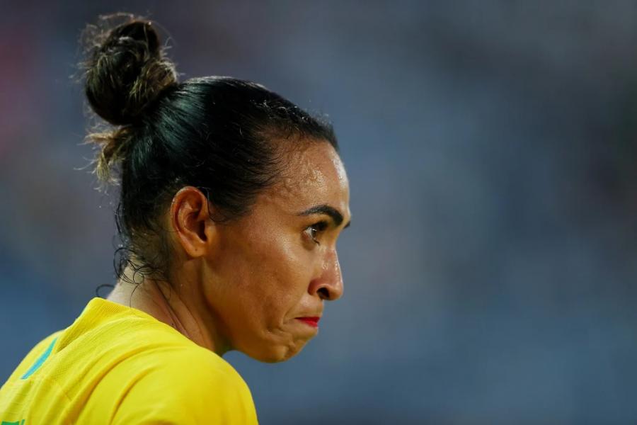 """Marta lamenta eliminação do Brasil nas Olimpíadas: """"Nem sempre o melhor ganha"""""""
