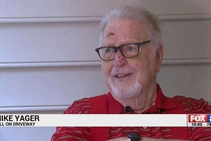 Idoso de 78 anos é salvo por relógio de pulso após cair e desmaiar
