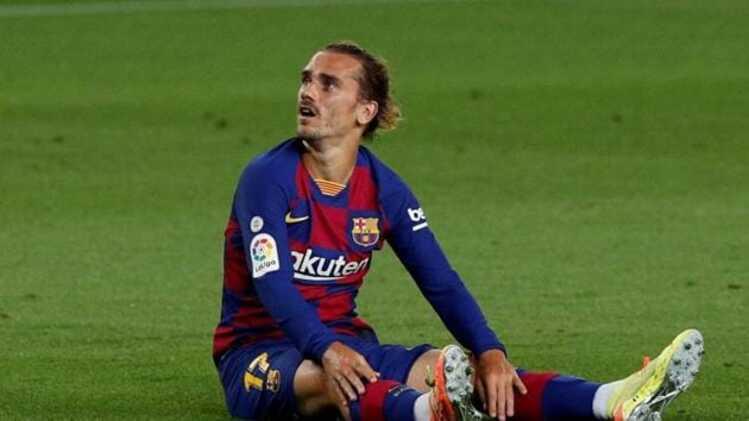 Koeman não garante permanência de Griezmann no Barcelona