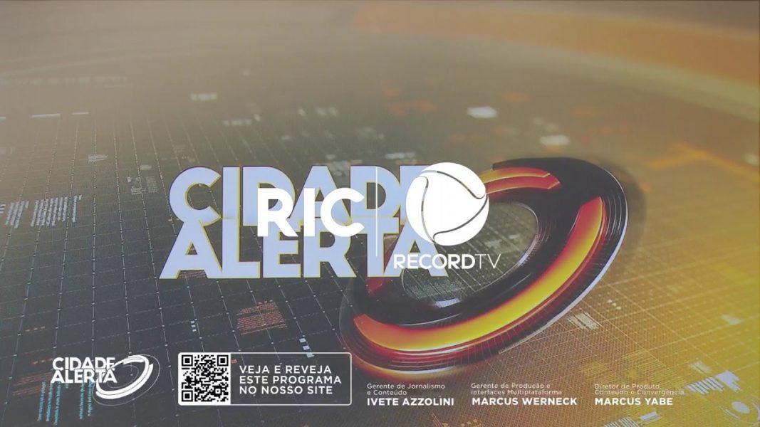 Cidade Alerta Londrina Ao Vivo |  23/07/2021