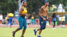 Com 55 inscritos, delegação brasileira de atletismo estreia nesta quinta nos Jogos