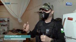 Traficantes presos, tem até ex-pm no meio! mataram um casal por causa de 4 mil reais