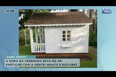 Ivete Sangalo e marido fizeram casa dos sonhos para filhas