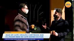 Criação curitibana é a maior rede de café rápido do país