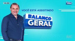 Balanço Geral Maringá Ao Vivo | Assista à íntegra de hoje 30/07/2021