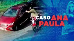 Imagens revelam que Ana Paula foi seguida pelo assassino logo após sair do clube