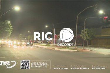 Cidade Alerta Londrina Ao Vivo |  21/07/2021