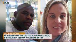 Curitiba tem 900 casos de violência contra mulher por mês