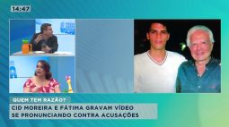 Em processo contra Cid Moreira, filhos pedem tutela de jornalista