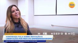Investidora Cris Arcangeli fala sobre inovação e libertação por meio do empreendedorismo