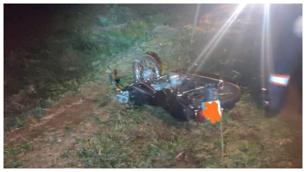 Acidentes em rodovias do Oeste deixam uma pessoa morta e outra em estado grave