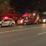 Garoto de programa é agredido perto de ponto de ônibus da Av. Leste Oeste, em Londrina