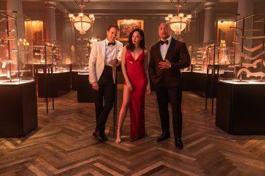 Alerta Vermelho: Filme estrelado por The Rock, Gal Gadot e Ryan Reynolds ganha data
