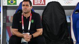 Jardine cita erros do Brasil contra a Alemanha na estreia das Olimpíadas