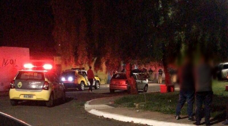 Homem é morto a tiros durante festa na zona sul de Londrina