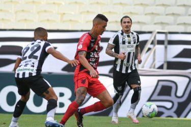 Athletico não perde para o Ceará desde 2012