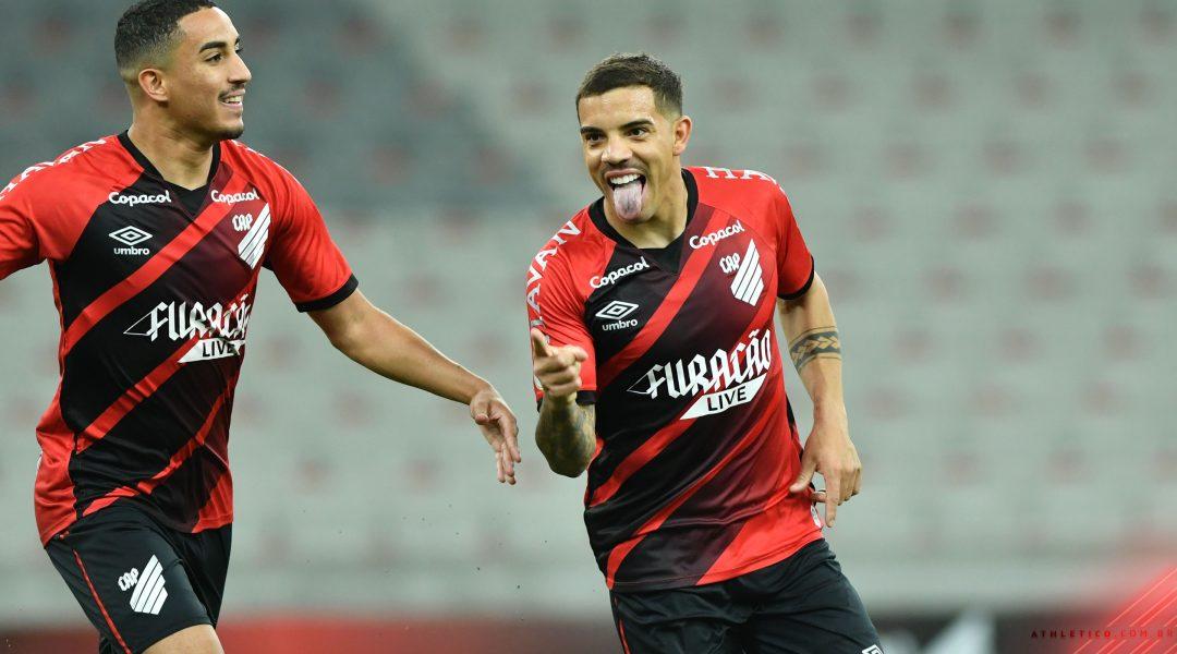 Athletico-PR e Bragantino empatam e se distanciam da liderança do Brasileirão