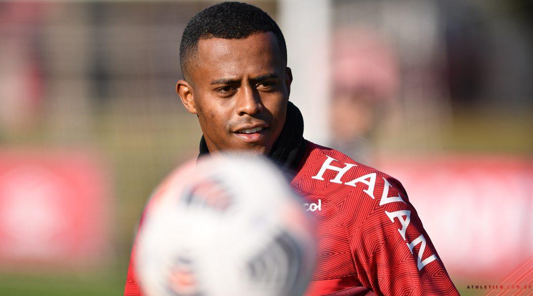 Athletico segue para a Colômbia com 26 jogadores. Confira os relacionados