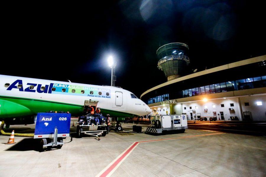 Aeroporto de Maringá ganha voos diretos para Porto Alegre