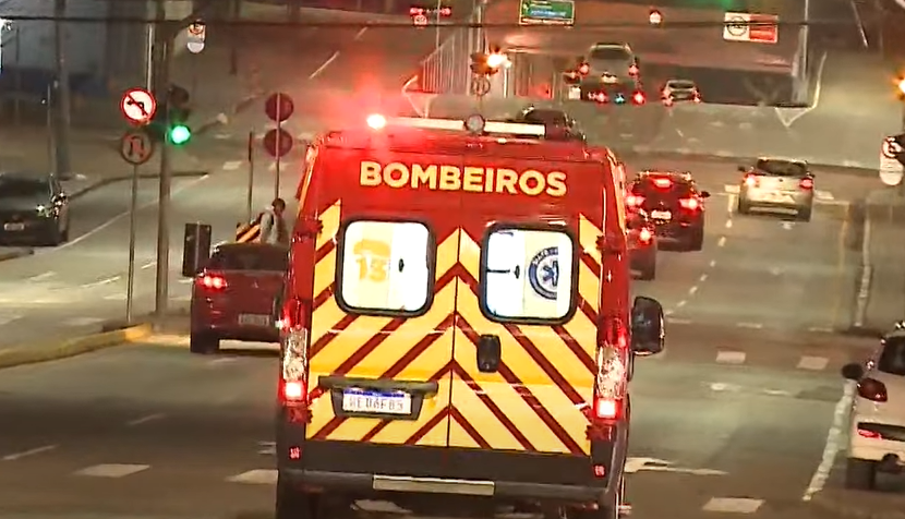 Homem é baleado ao sair da casa da ex no bairro Uberaba, em Curitiba