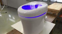Universidade cria dispositivo que transforma fezes humanas em eletricidade