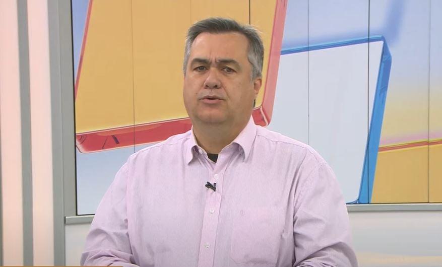 "Beto Preto comenta transmissão da variante delta: ""Temos que nos preparar, foco na vacina"""