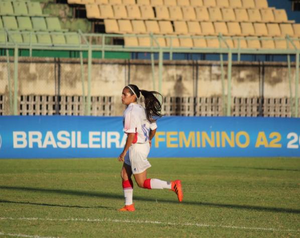 Venezuelana Karla Torres lamenta eliminação do Fortaleza na Série A2 do Brasileirão