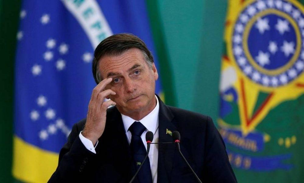 Com dores abdominais, Bolsonaro é internado e cancela agenda desta quarta-feira (14)