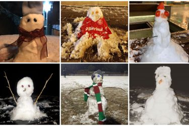 Bonecos de neve do Brasil: veja uma seleção com os melhores desta temporada