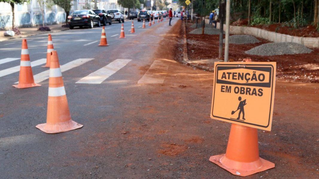 Av. Rio de Janeiro e Av. São Paulo de Londrina ficam interditadas, nesta segunda-feira (26)