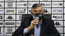 Presidente do Botafogo rechaça virada de mesa no Campeonato Brasileiro