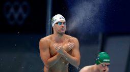 Leonardo de Deus se classifica na natação; Beatriz Dizotti e Viviane Jungblut são eliminadas