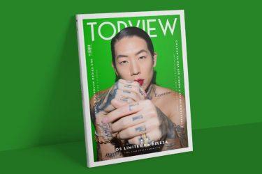 Cool e contemporâneo: novo projeto gráfico da TOPVIEW valoriza luxo consciente