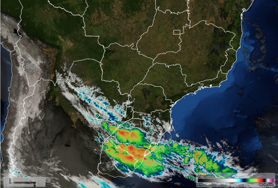 Frio e chuva: confira a previsão do tempo para esta semana; termômetros devem chegar a -4°C no Paraná