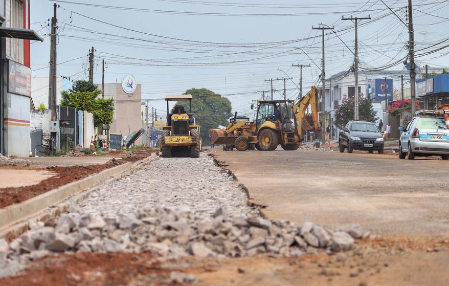 Prefeitura de Cascavel quer cobrar 'Contribuição de Melhoria' por obras de asfalto na cidade