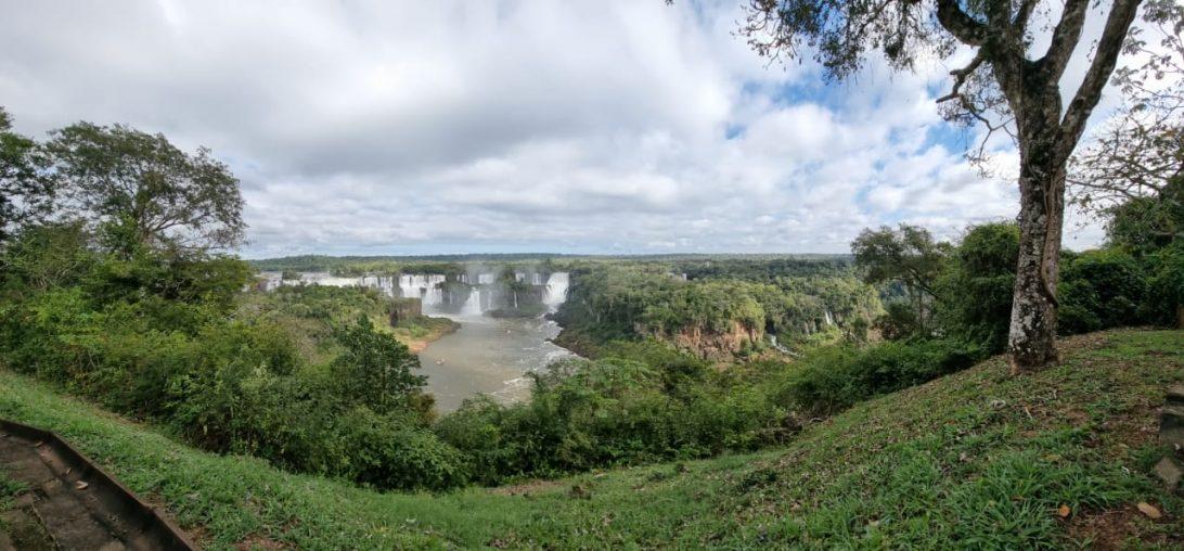 Cataratas do Iguaçu têm terceiro melhor final de semana do ano
