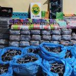 PM apreende carro com mais de 250 roteadores contrabandeados em Cianorte