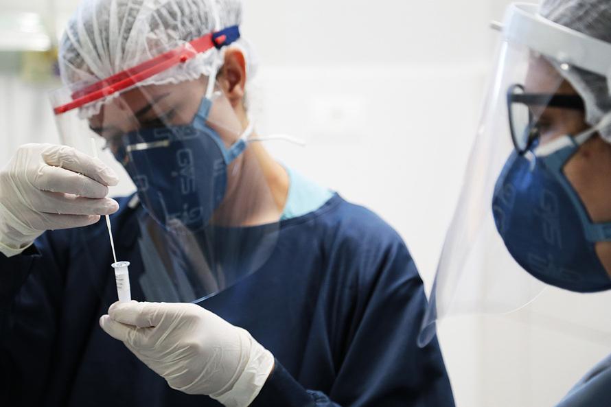 Covid-19: Paraná já registrou circulação de 24 variantes desde o começo da pandemia