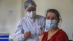 Covid-19: Curitiba ultrapassa 1 milhão de pessoas vacinadas com pelo menos primeira dose