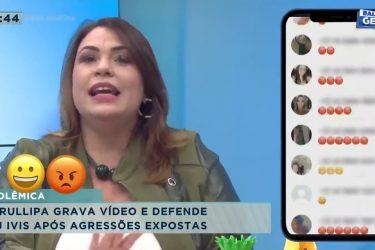 Tirullipa grava vídeo e defende Dj Ivis após agressões expostas