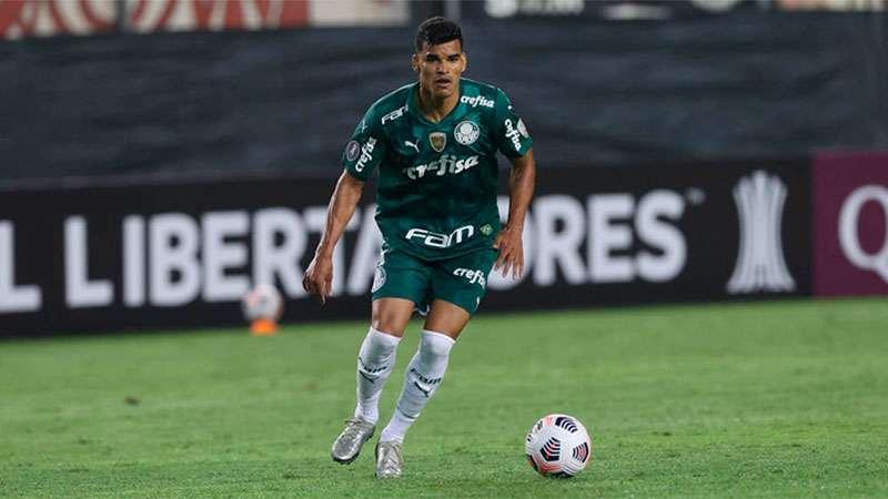 Danilo Barbosa perde espaço e não atua pelo Palmeiras há seis jogos