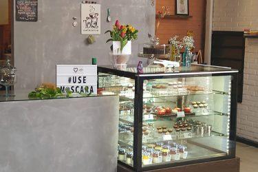 Curitiba ganha cafeteria child friendly no Batel