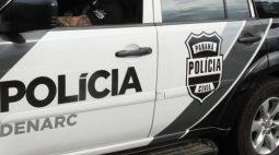 Operação do Denarc de Maringá prende trio suspeito de tráfico de drogas